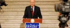 "Joe Hoeffel Calls Castle Doctrine ""Excessive and Unnecessary"""
