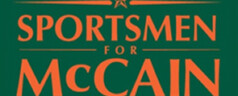Sportsmen to Rally for McCain!